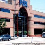 Las oficinas de Bongo Comics estaban dentro de las instalaciones de Fox en Hollywood.