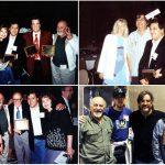 Por su participación en el número 5 de la casita del horror de Bart Simpson, Óscar González Loyo ganó un Eisner junto con otros artistas de renombre mundial.