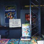 En el anuncio del Stand de Bongo Comics, se anunciaba la hora de que Óscar González Loyo y Horacio Sandoval, estarían autografiando los comics y realizando bocetos rápidos a los asistentes.