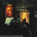 En el anuncio del Stand de Bongo Comics, se anunciaba la hora de que Óscar González Loyo, estaría autografiando los comics y realizando bocetos rápidos a los asistentes.