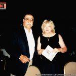 Jackie Estrada y Sergio Aragonés, los culpables de que conocieramos la Comi Con en 1987, ellos fueron los que nos invitaron por primera vez y ayudado en los siguientes años.