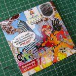El Estudio participó con Supermovidos, realizando las ilustraciones de la Super Heroína Peatóni-K, con la cual dan tips de civismo a la gente de la ciudad,esto para CDs informativos y para su página web.