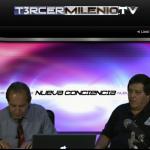 """Óscar González Loyo fue invitado al programa de Eduardo Rojas, """"Nueva Consciencia"""" de Tercer Milenio. Para hablar de temas de contacto extraterrestre y espiritualidad."""