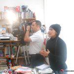 Recibimos en el Estudio a amigos de TVC, para una entrevista sobre Karmatrón.
