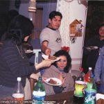 En el 2001, nuestro buen amigo Jonathan Reed, quien tuvo una experiencia de contacto extraterrestre sobre un brazalete, vino al cumpleaños de Susy Romero, también estuvo con nosotros Claudia Motta, actriz de doblaje y voz de Bart Simpson.