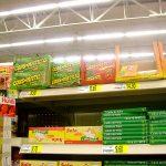 Aplicaciones del Rey del Tomate y Consomatillo , ya muestros en un supermercado.