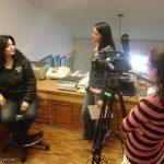 """Susana Romero y Mariana Moreno estuvieron en vivo en el programa por cable, """"Para Empezar, Mujeres en Acción"""" por canal Aprende, de DGTVE (412). Sin embargo hubo una entrevista grabada antes para el mismo programa."""
