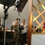 La producción de Zapping Zone, de Disney Channel, nos visitó en el Estudio para hacer una entrevista a los ¡Ka-Boones! y brevemente explicarles a la jóven audiencia de este programa, de cómo es que se realiza un cómic.