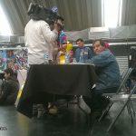 Entrevistaron para TV Azteca a Óscar González Loyo y a Horacio Sandoval, por haber participado en el cómic de los Simpson y platicaron un poco de su experiencia como colaboradores para Matt Groening en Bongo Comics.