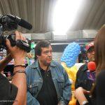 Entrevistaron nuevamente a Óscar González Loyo y a Horacio Sandoval, para TV Azteca, para Hechos.