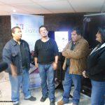 Los K! fuimos invitados por nuestro buen amigo Alex Zamorano, al programa Zona G de Cadena Radio, en Toluca, Estado de México.
