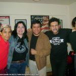 Aprovechando que vino a la CDMX desde Hollywood, nuestro buen amigo Sergio Arau (Integrante de Botellita de Jeréz, y Productor y Director de Un Día sin Mexicanos), lo visitamos en su casa para hablar de unos proyectos que haremos juntos y que en su momento comentaremos.