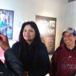 """El equipo de ¡Ka-Boom! Estudio asistió a la exposición """"Nikola Tesla: El futuro me pertenece"""" en el CENART. Agradecemos a Miguel A. Delgado, el curador de esta exposición el haber incluído una pieza de arte de Mariana Moreno y por el tour que les dio a los ¡Ka-Boones! por toda la exposición."""