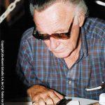 El creador conceptual de casi todos los superhéroes de Marvel, el Maestro Stan Lee.